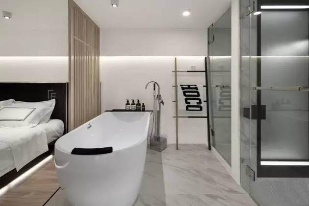 34�O小户型变65�O!loft小公寓这样设计 不一样的时尚感!