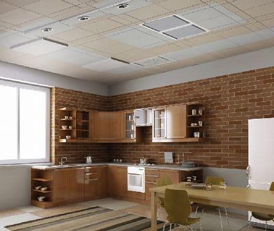 厨房吊顶应该怎么拆?有哪些注意事项?