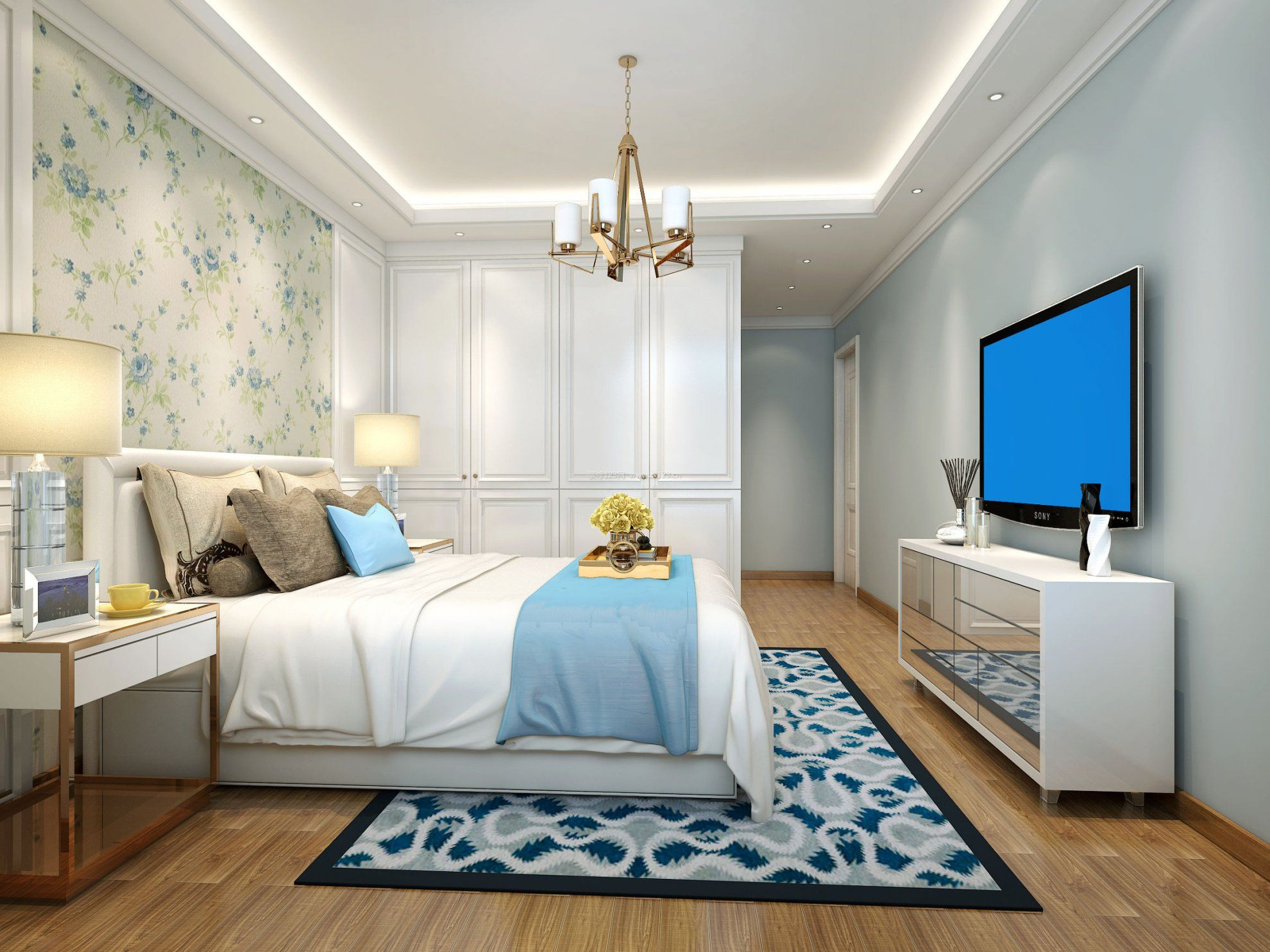 长沙装修丨家庭主卧装修设计要点有哪些?