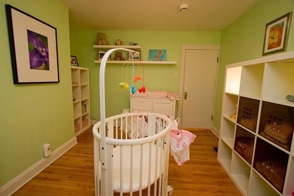 婴儿房的装修有哪些注意事项?