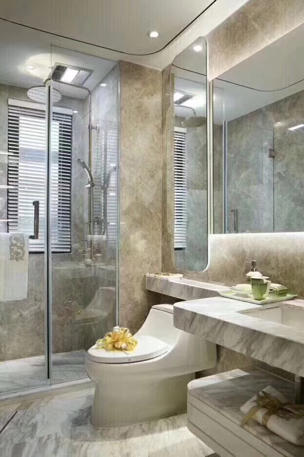 135�O美式风格3室2厅装修 是迷人的也是优雅的!