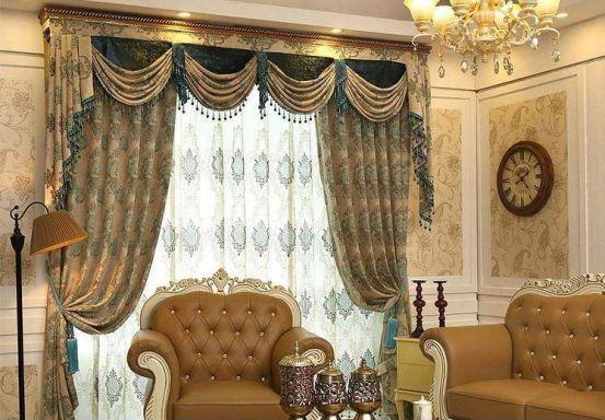 长沙家装丨窗帘的选购主要考虑哪些因素?