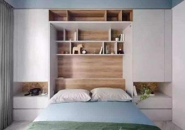 单身公寓空间小?40�O的面积装修难?这样装修好看又舒适!