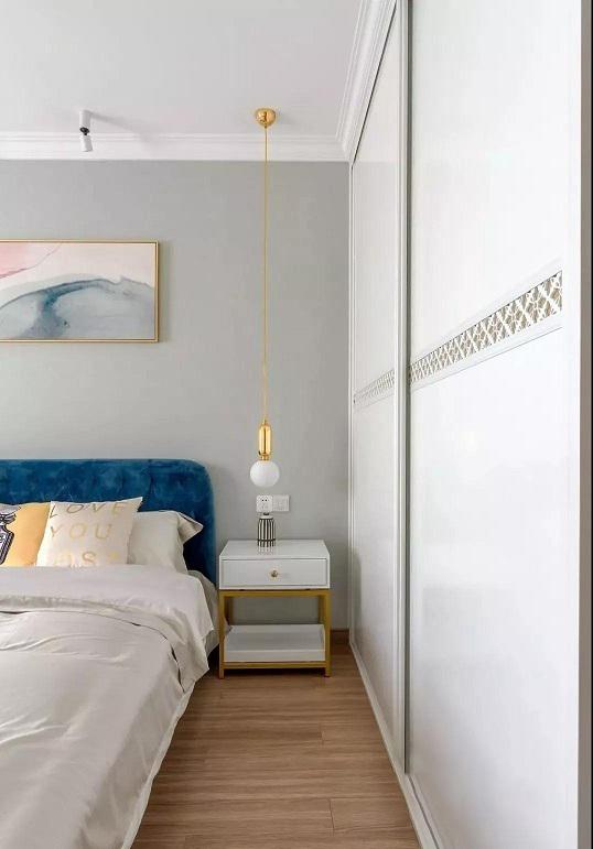98�O轻奢三居室,总造价13万不到,值得借鉴的地方真是太多了!
