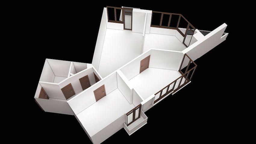 户型不规则怎么办?这样设计,空间利用很巧妙又有情调!