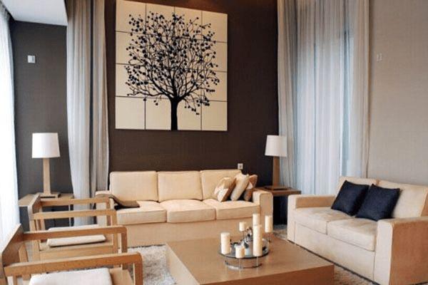 家庭装修之沙发背景墙怎么装修比较好看?