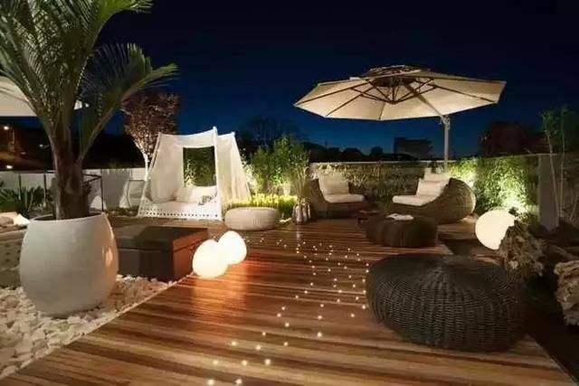 长沙家装公司丨露台与阳台有什么区别?