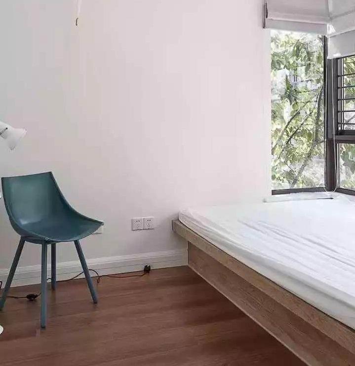 136�O4室2厅装修 雅致复古又轻松自然的轻文艺之家!