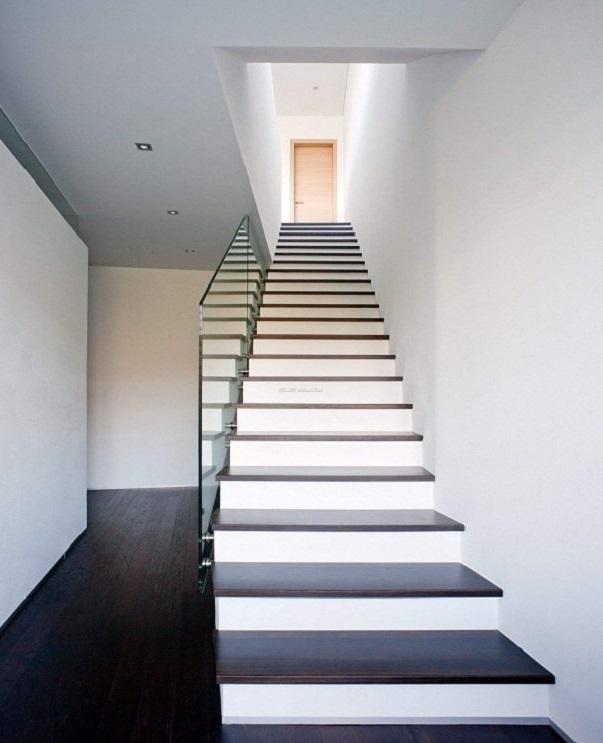 长沙家装公司丨家中的楼梯常见的形式有哪些?