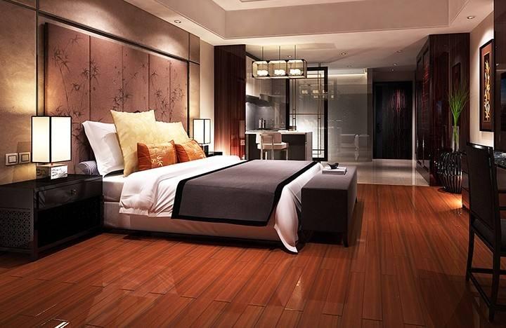 地面装修选择什么颜色的地板比较好?地板颜色有哪些搭配技巧?