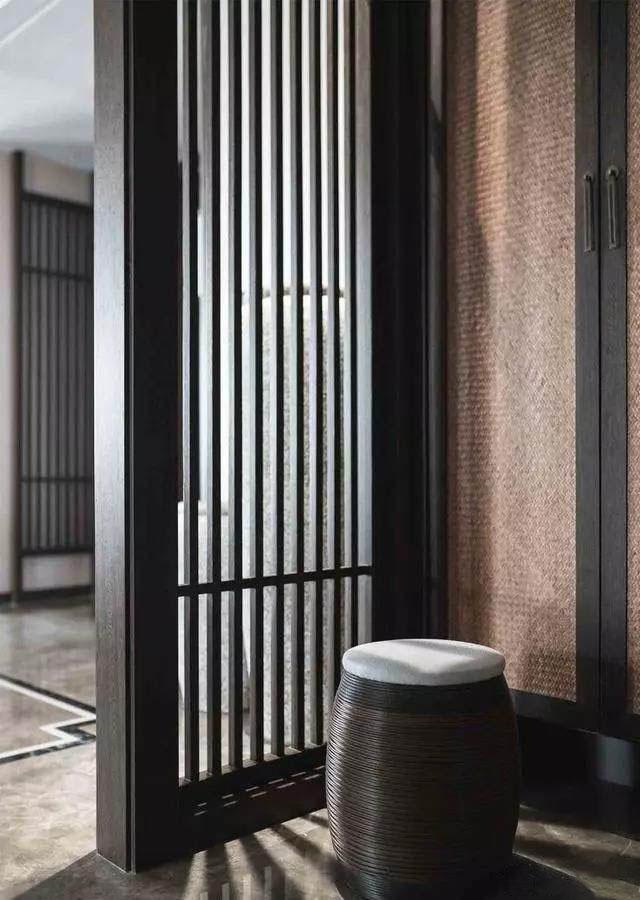 180�O新中式风格装修 古朴且清新的中式格调!