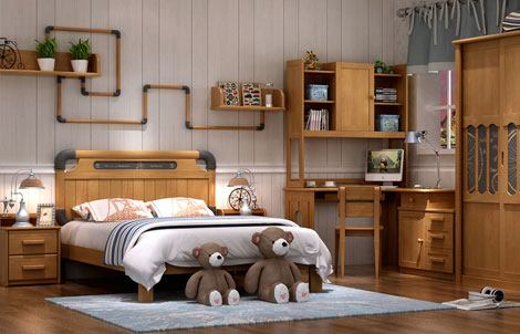 儿童房装修之儿童家具选用什么板材比较好?