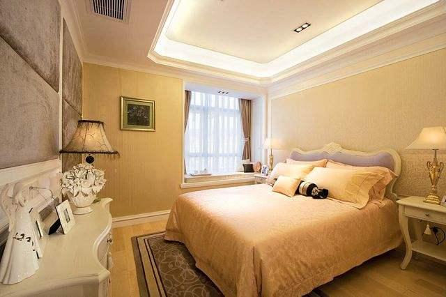 卧室装修技巧之卧室光线不好应该怎么装修?