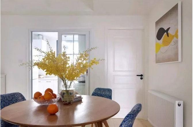 98�O北欧风格装修,客厅改卧室,两室变三室,好看实用!