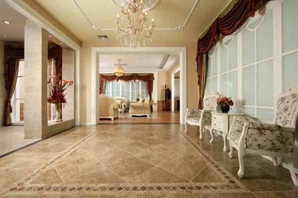 长沙装修公司丨客厅地砖选择什么颜色比较好?