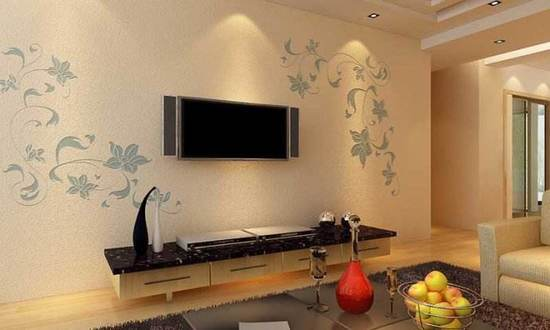 长沙装修丨毛坯房自己装修时刷墙有哪些步骤?