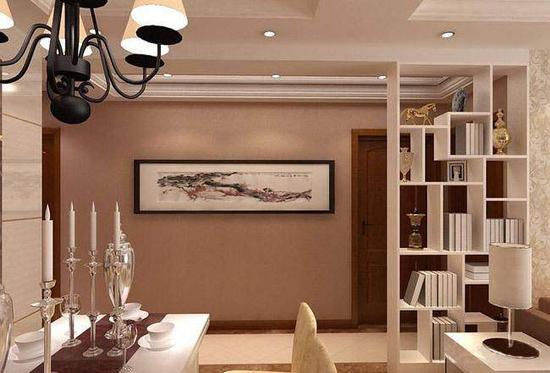 长沙家装公司丨客厅隔断墙常见的样式有哪些?