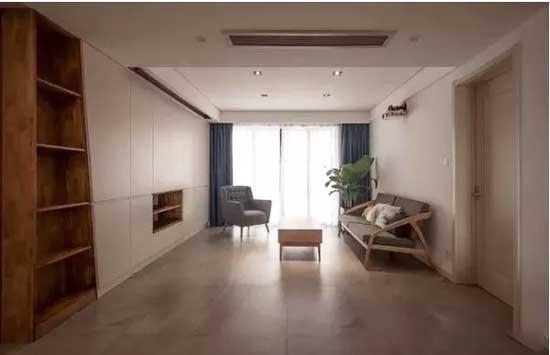 139�O旧房改造 全房收纳设计让家看上去简单实则有内涵!