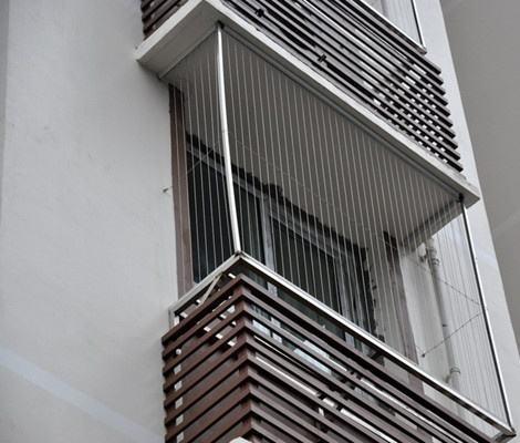 长沙家装丨安装隐形防盗窗有哪些注意事项?