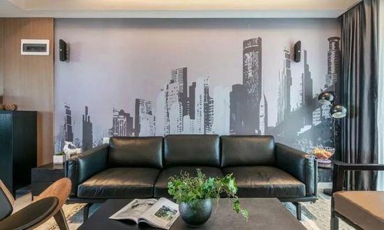 9款具有代表性的客厅背景墙效果图 满足不同的美感需求!