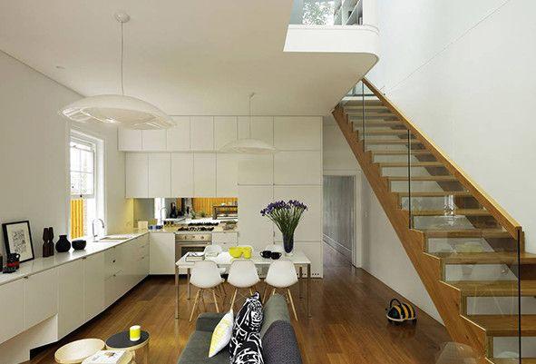 长沙装修丨复式楼房子楼梯应该怎么设计?