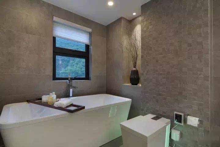 130�O现代简约风格装修 优雅端庄中的禅意舒适!
