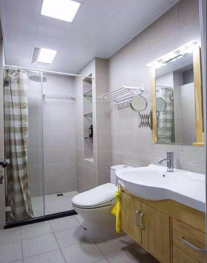 130�O简约北欧风格装修 舒适简单又轻松惬意的家居空间!