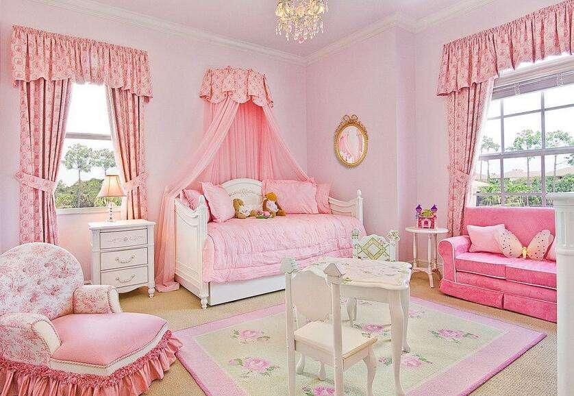 儿童房设计原则及色彩搭配方法有哪些?