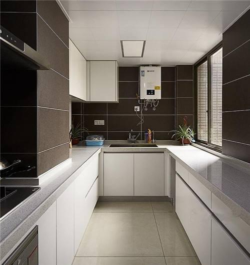 长沙家装公司丨厨房面积小怎么装修会比较好?