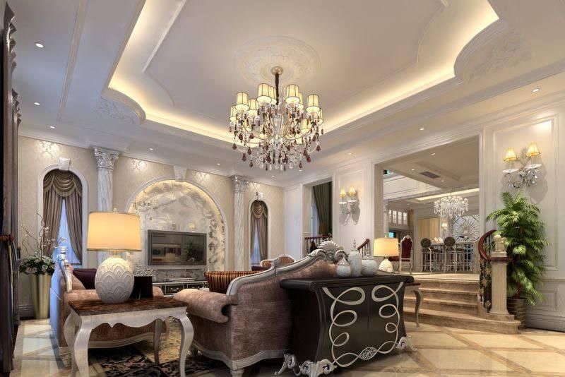 长沙装饰公司丨客厅吊顶装修有哪些注意事项?