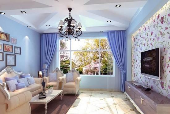 客厅装修颜色应该怎么选择会比较好看呢?