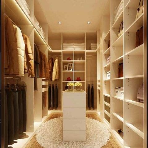 长沙装饰丨如何合理利用空间打造衣帽间?