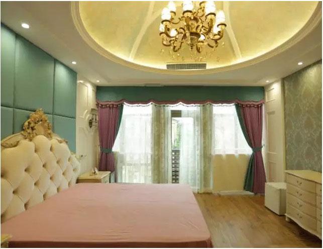 200�O美式简欧混搭风格装修 舒适却独特的家居空间!