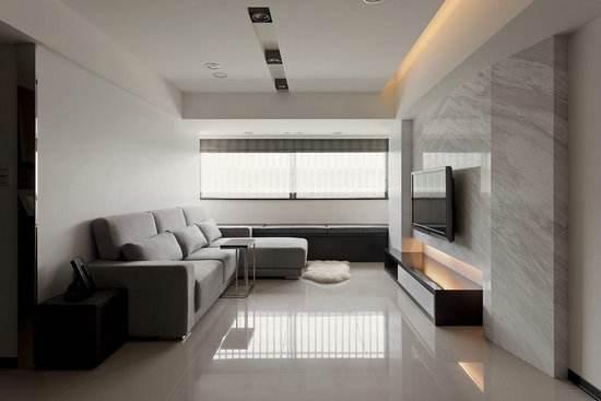 电视背景墙怎么装修好看?千思装饰教你电视墙的装修方法!