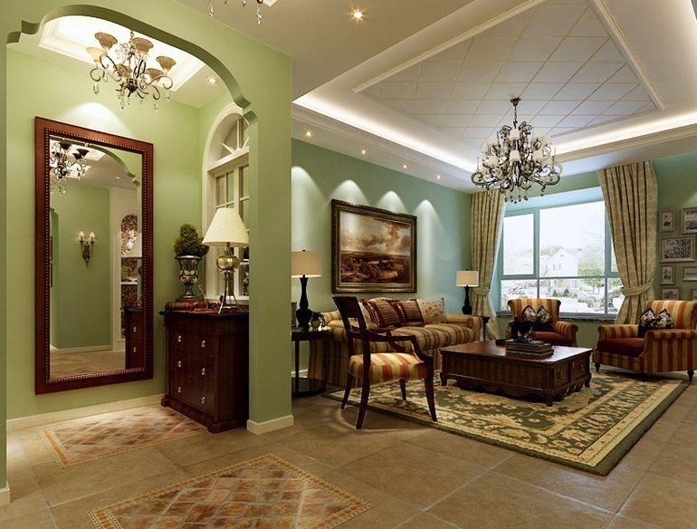 田园风格装修的空间特点和家具特点是什么?