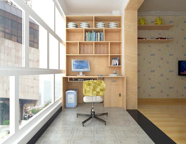 阳台面积小怎么装修?千思装饰告诉你阳台设计的要点!