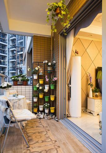 小阳台应该怎么装修?有哪些装修方式?