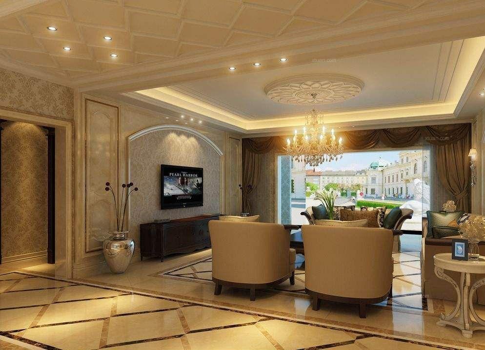 长沙装修丨客厅地面装修应该如何选地砖?