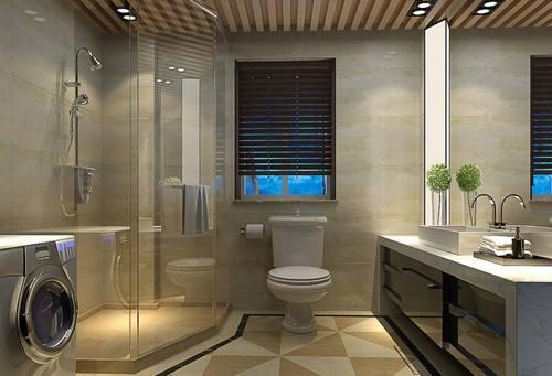 卫生间装修选择哪种瓷砖会比较好?