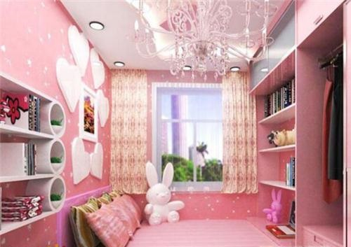 女孩房装修选择什么颜色比较好?