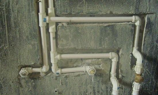 长沙装饰丨水管安装和验收的注意要点介绍