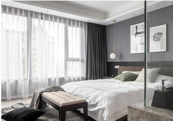 卧室装修如何实现一体化?千思装饰:搭配技巧很重要!