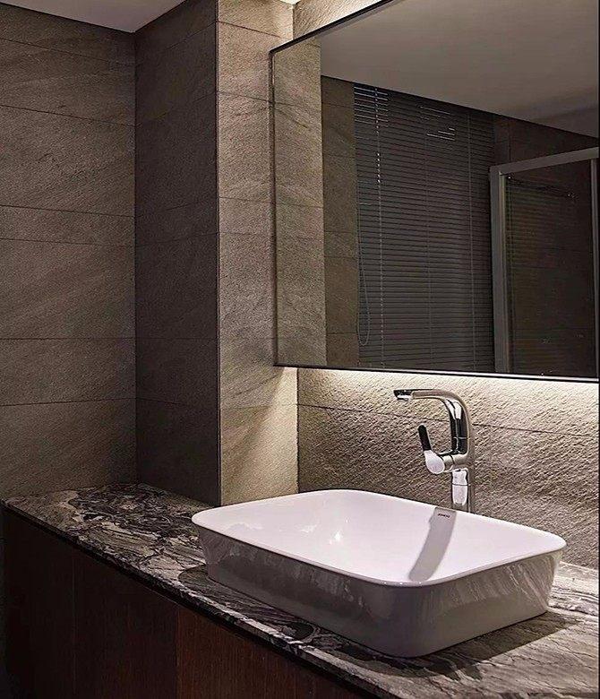 120�O现代简约风格装修 原木质感打造 纯粹自然!