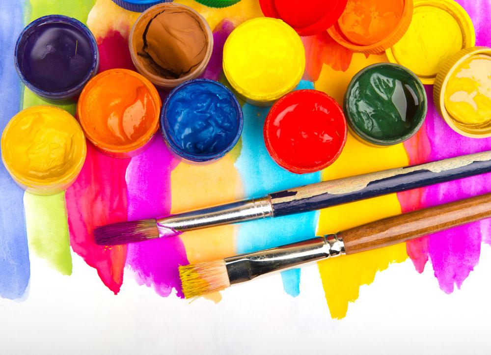 墙面装修材料中的油漆和涂料有什么区别?