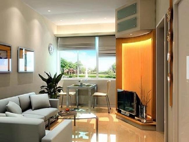 房子面积小如何装修?小户型客厅装修技巧介绍!