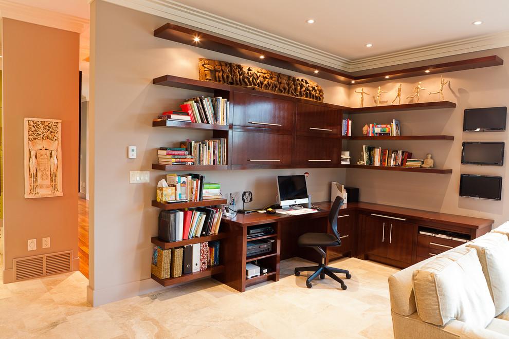装修注意:书房装修注意要点有哪些?