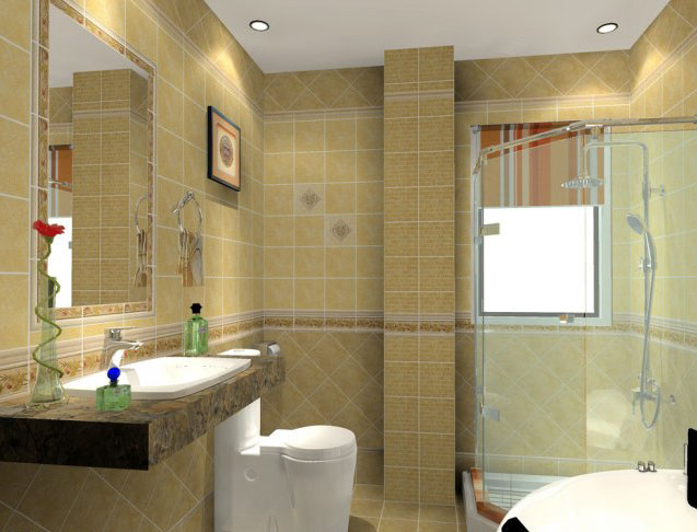 你家卫生间设计合理吗?千思装饰提醒这些要点需注意!