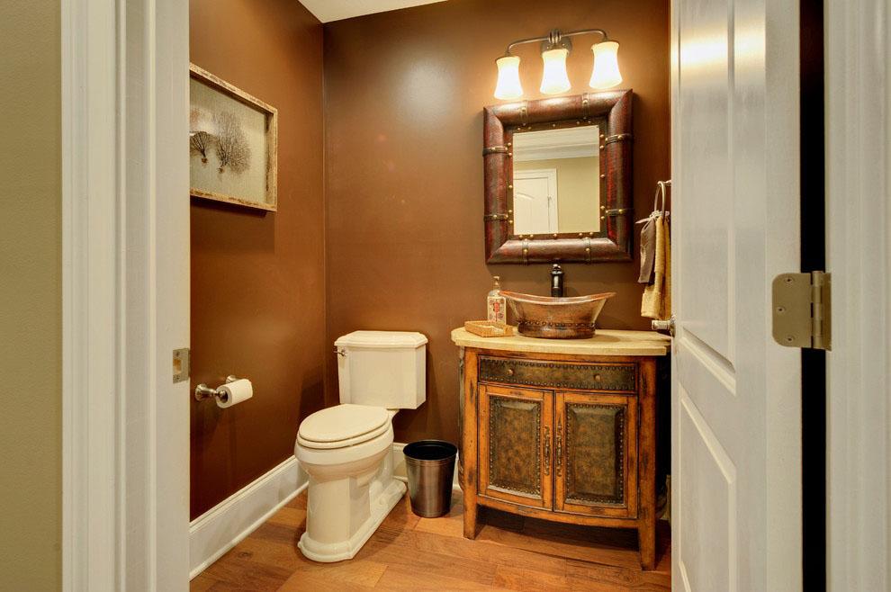 长沙家装丨美式风格的卫生间装修需要注意什么?