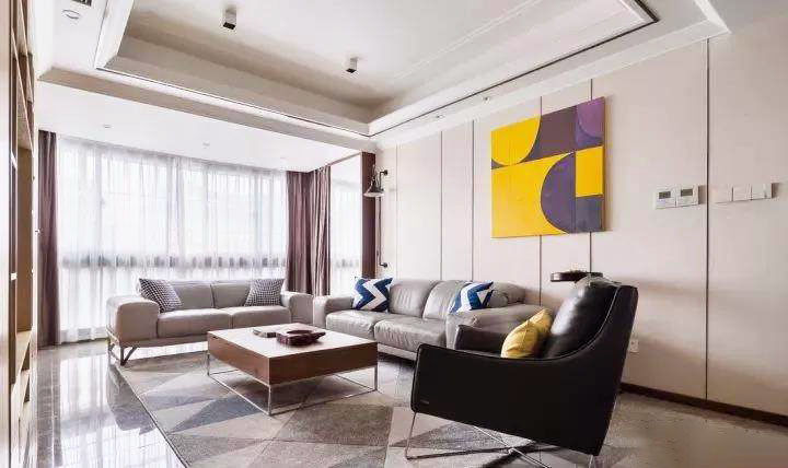 135�O现代简约风格 全屋收纳设计 美观性与实用性并存!