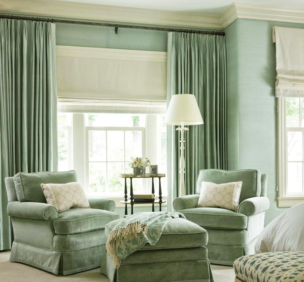 居室不够有格调?窗帘壁纸搭配好,装修更显档次高!